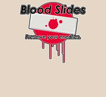 Blood Slides  Unisex T-Shirt