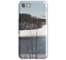 Spring Kicking Winter Out iPhone Case/Skin
