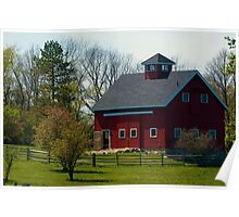 The Red Barn Poster