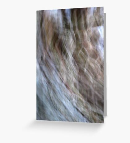 Cherry Streaks Greeting Card