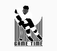 Game Time - Hockey (White) Unisex T-Shirt