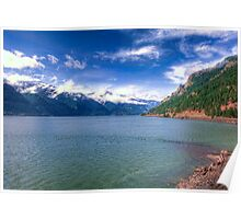 Columbia River Gorge Poster