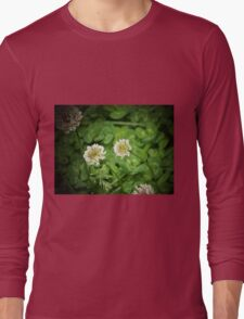 Beautiful Clover Long Sleeve T-Shirt