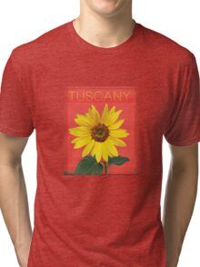 Tuscany. Tri-blend T-Shirt