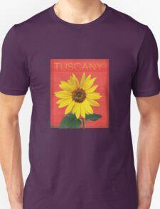Tuscany. Unisex T-Shirt