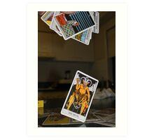 Tarot Cards Art Print