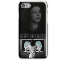 Superheroes iPhone Case/Skin