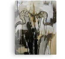 Mortal landscape Canvas Print