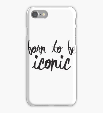 Madonna Iconic iPhone Case/Skin