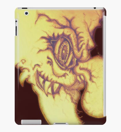 The Thing is... iPad Case/Skin