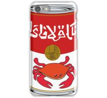 Delicious Crabjuice iPhone Case/Skin