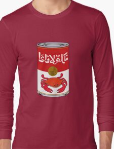 Delicious Crabjuice Long Sleeve T-Shirt