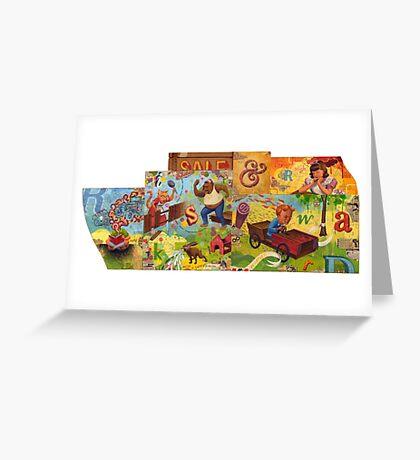 Risk & Reward Greeting Card