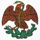 color mexican eagle by Alejandro Durán Fuentes