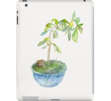 Tiny Bonsai Tree iPad Case/Skin