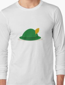 Oktoberfest hat Long Sleeve T-Shirt
