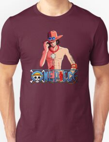 Ace - One Piece  T-Shirt