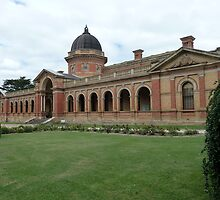 Goulburn Court House (1887)  by DashTravels
