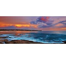The Northern Light - Maroubra NSW Photographic Print