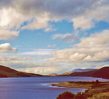 Loch Broom Near Ullapool, Wester Ross, Scotland by artwhiz47