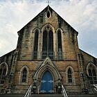 Gympie Church by Margaret Hamwood
