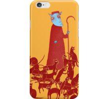 Herding Cats iPhone Case/Skin