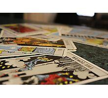 Tarot, Pick your Choice Photographic Print