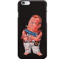 John McClane (Bruce Willis) - Akira Toriyama style iPhone Case/Skin
