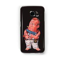 John McClane (Bruce Willis) - Akira Toriyama style Samsung Galaxy Case/Skin