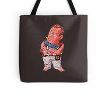 John McClane (Bruce Willis) - Akira Toriyama style Tote Bag