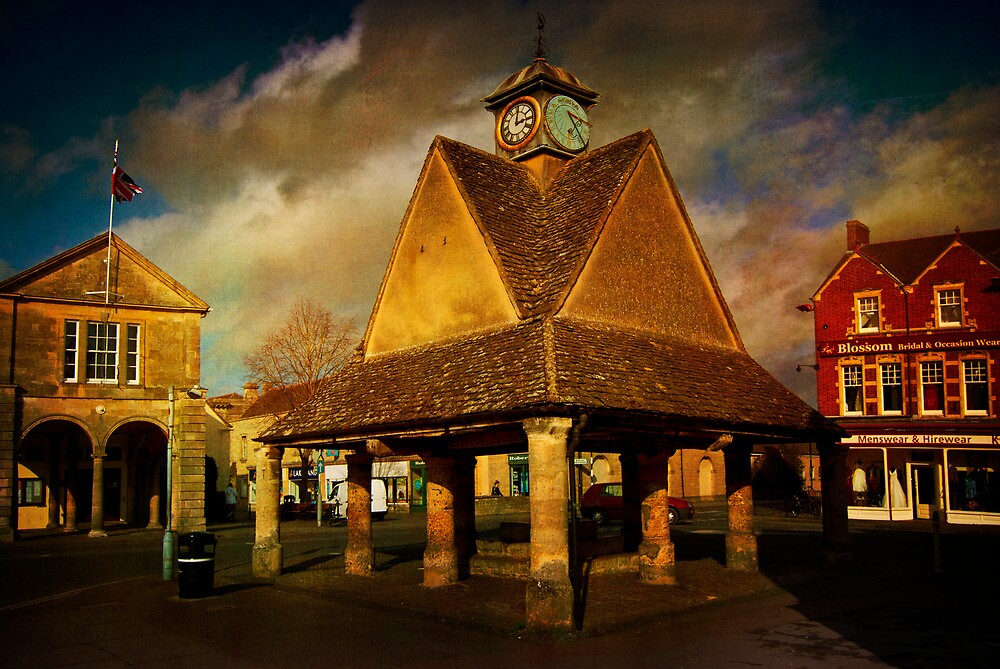 Witney Buttercross by ajgosling