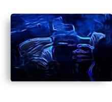 Ceramic reflections Canvas Print