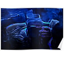 Ceramic reflections Poster
