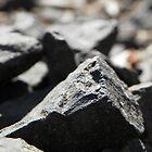 Rocks in the arctic by Matt Stojko