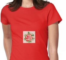 Red Flower T-Shirt