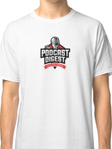 The Podcast Digest Store Classic T-Shirt
