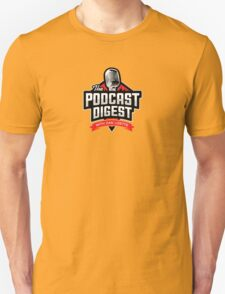 The Podcast Digest Store Unisex T-Shirt