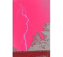 Destructive Pink #4 – NSW Photographic Print