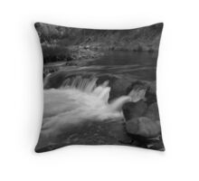 Tunnel Bend Throw Pillow