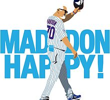 MaddonHappy! Wavetype by maddonhappy