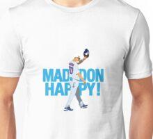 MaddonHappy! Wavetype Unisex T-Shirt