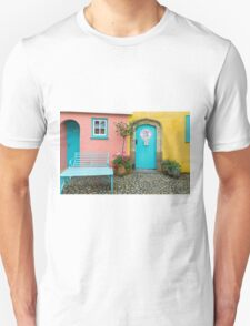 The colours of Portmeirion T-Shirt