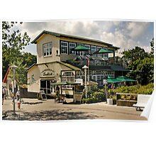 MVP12 Fischrestaurant Seeblick, Prerow, Germany, 2005. Poster