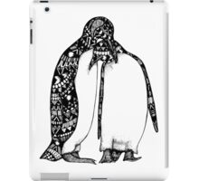 Penguin Hug iPad Case/Skin