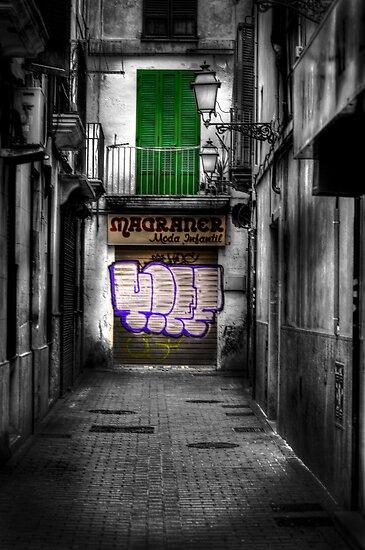 Magraner by Luke Griffin