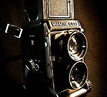 Mamiya C330 by Chris Cardwell