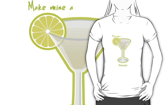 Make mine a Daiquiri by Joumana Medlej