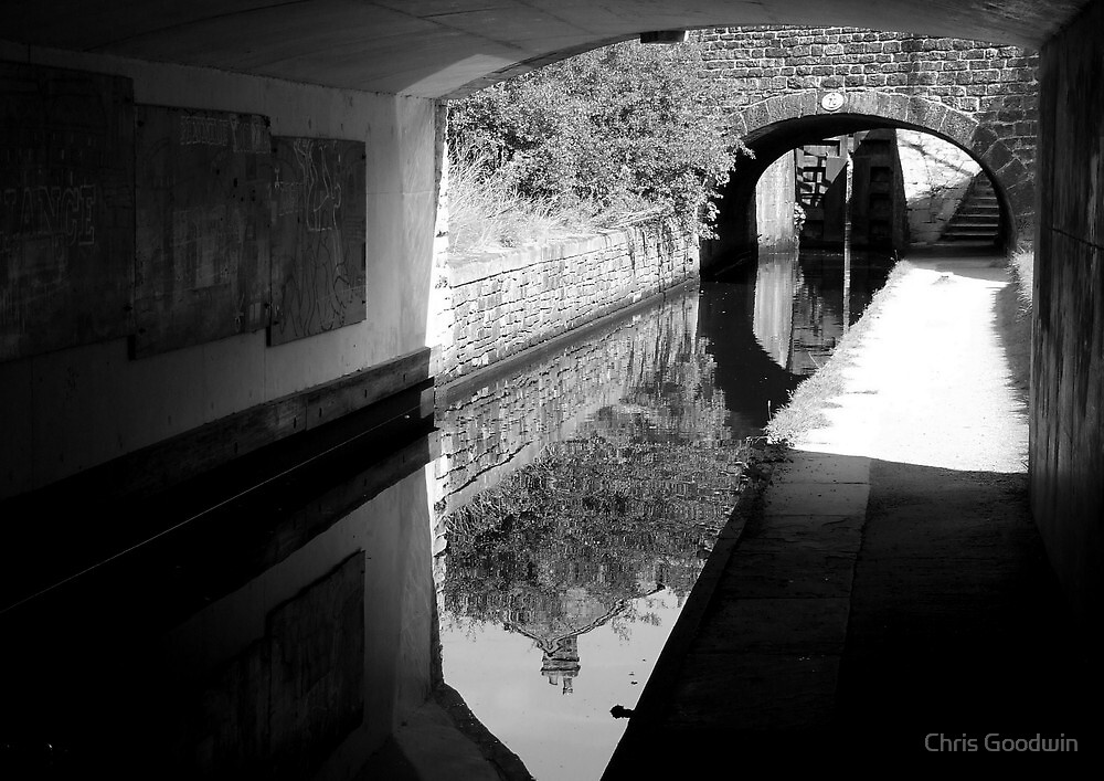 Double Tunnel by Chris Goodwin
