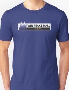 Twin Peaks Mall Unisex T-Shirt