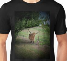 Cow Talk At The Fence T-Shirt